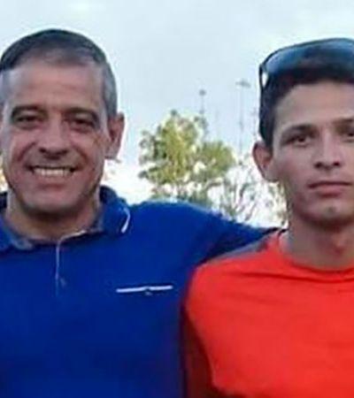 Filho conhece pai aos 19 anos e o convence a largar o crack