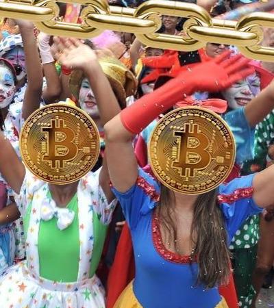Carnaval de São Paulo terá 'Bloco Chain' para reunir fãs e homenagear bitcoins