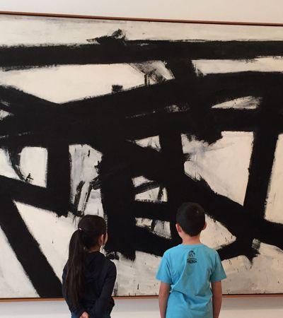 Pollock, Rothko, Kline… Afinal, o que não conseguimos ver em um quadro de arte abstrata?