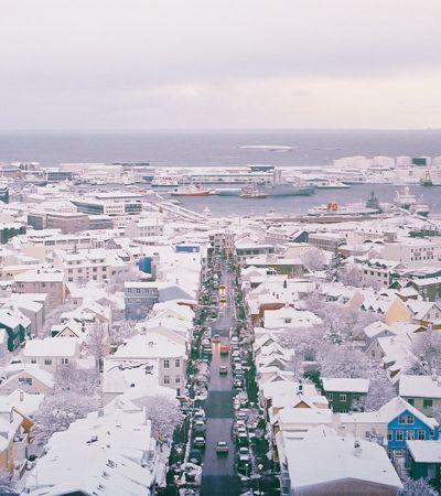 A beleza única da Islândia fica ainda mais impressionante nesta série de fotos analógicas