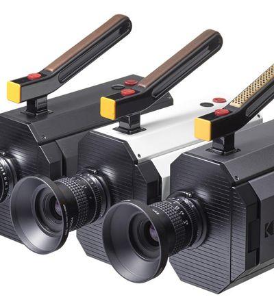 Tudo o que sabemos sobre o relançamento da Super 8 pela Kodak