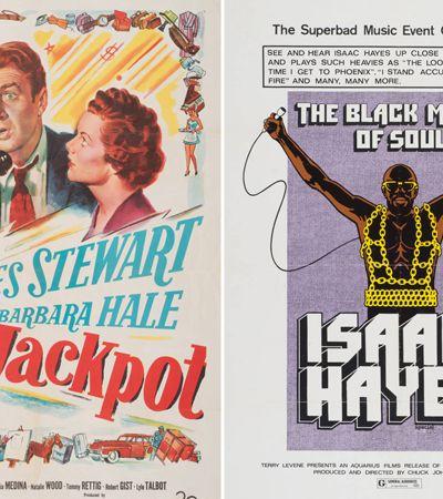Universidade dos EUA libera download de 10 mil pôsteres vintage de cinema