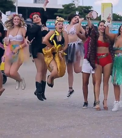 Marca de moda praia retrô incentiva minas a amarem seus corpos e usarem biquíni no Carnaval
