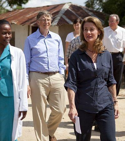 Bill e Melinda Gates pagam dívida de R$ 245 milhões da Nigéria com Japão por tratamento de crianças