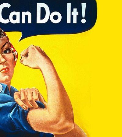 Aos 96 anos, morre operária que inspirou cartaz símbolo do feminismo