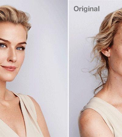 Rede de farmácias anuncia que irá parar de retocar imagens em campanhas de produtos de beleza