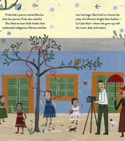 Livro explica como relação com os animais influenciou a vida de Frida Kahlo