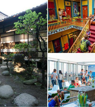 Seleção Hypeness: 19 hostels fantásticos (e econômicos!) pelo mundo