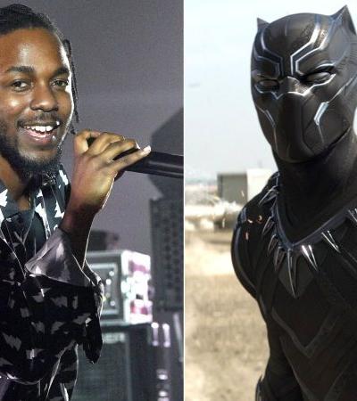 Kendrick Lamar está produzindo e dirigindo trilha sonora do filme 'Pantera Negra'