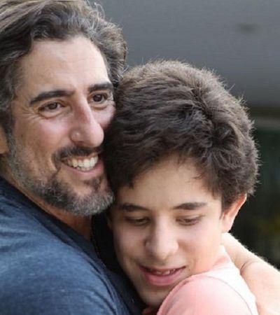 Marcos Mion revela motivo de não ter levado filho autista para férias em família