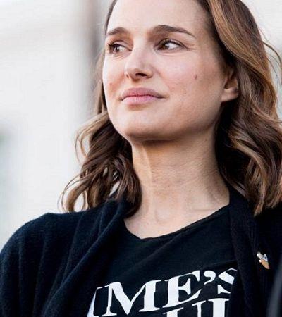 'Minha primeira carta de um fã era uma fantasia de estupro', lembra Natalie Portman