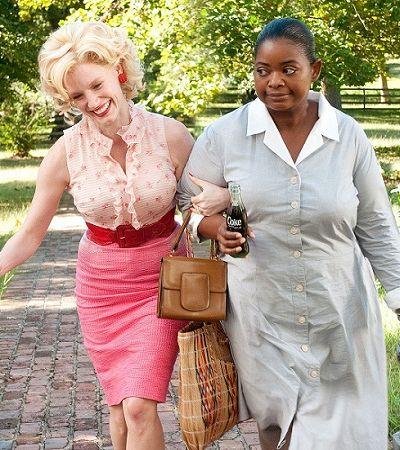 Octavia Spencer chorou ao lembrar como Jessica Chastain a ajudou a ganhar um salário justo