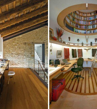 Seleção Hypeness: 15 home offices que inspirariam qualquer mortal