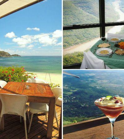 Seleção Hypeness: 25 lugares no Brasil para comer e beber bem apreciando a natureza