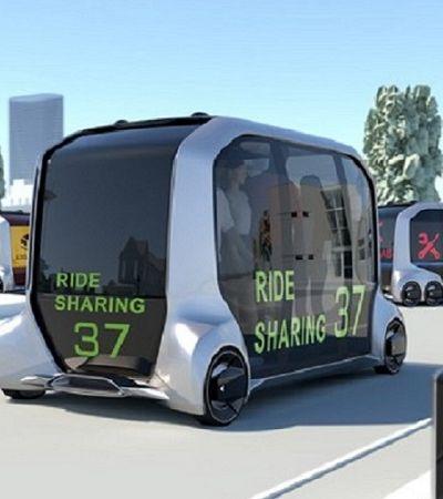 Toyota e Pizza Hut se unem na criação de carro autônomo que entrega e até produz pizzas