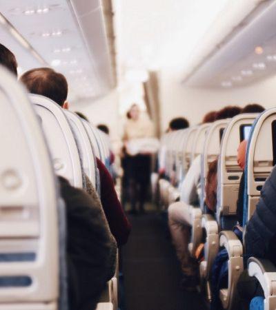 Dicas para dormir dentro do avião