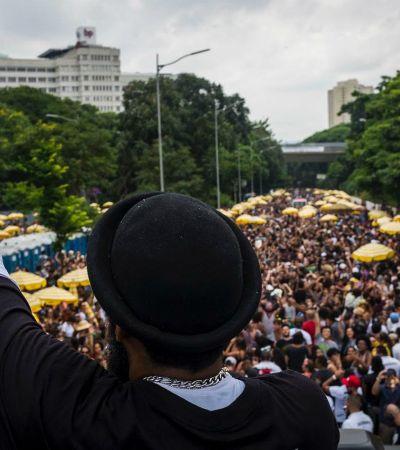 Baiana System invade a 23 de Maio e tira São Paulo do chão