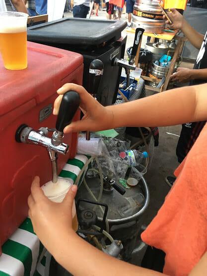 Pelo 4º ano seguido, cervejarias da região se reúnem no beco