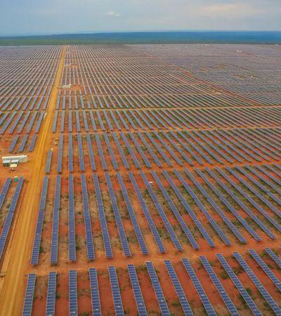 Novo parque solar na Bahia vai evitar emissão de 129 mil toneladas de CO2 na atmosfera