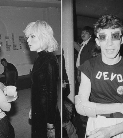 Iggy Pop, Patti Smith… Fotógrafa reúne Polaroids e recria cena punk de NY em seu Instagram