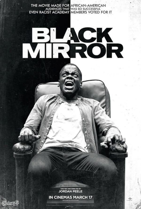 """""""Black Mirror - O filme feito para o público afro-americano que fez tanto sucesso que os membros racistas da academia votaram por ele"""""""