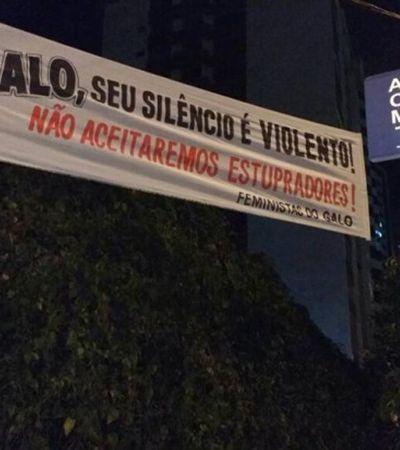 Juíza italiana revela violências de Robinho contra vítima de estupro