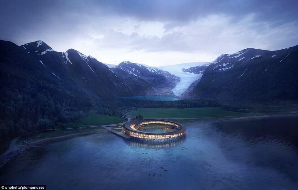 Design e sustentabilidade estão no projeto deste hotel inovador