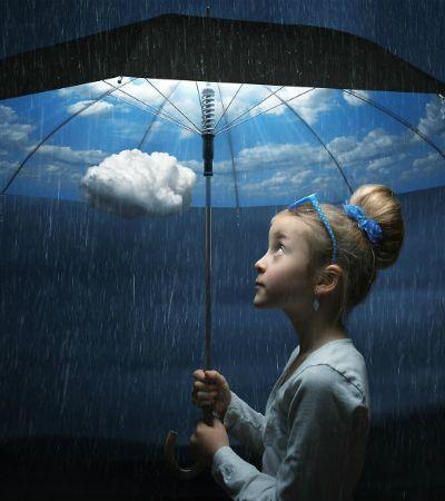 Ele criou universos impensáveis para seus filhos por meio da fotografia