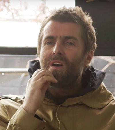 Esse vídeo de Liam Gallagher sendo entrevistado por crianças é apenas maravilhoso