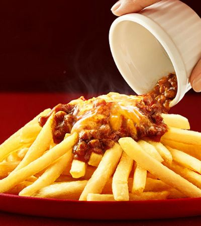 McDonald's cria fritas com molho bolonhesa e queijo e já estamos salivando