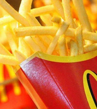 'Ingrediente secreto' de batata frita do McDonald's pode curar calvície, aponta pesquisa
