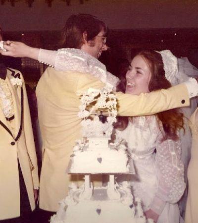 Imagens nostálgicas mostram como eram os casamentos nos anos 1970