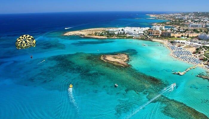 Uma das mais bonitas do Chipre!