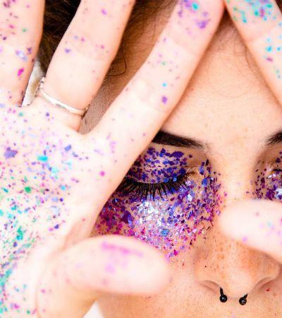 Glitter natural e biodegradável chega com tudo no Carnaval