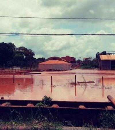 Mineradora norueguesa usou dutos 'secretos' de rejeitos e contaminou rios na Amazônia