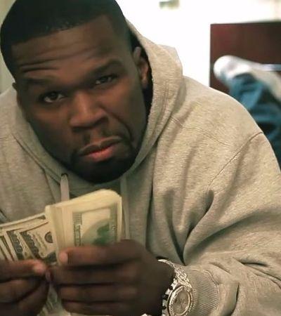 50 Cent descobriu ter mais de 7 milhões em bitcoins após declarar falência