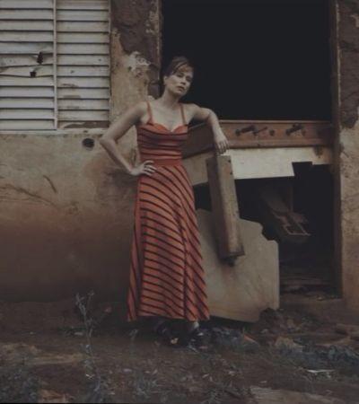 Mariana Ximenes estrela campanha para que não esqueçamos da tragédia de Mariana