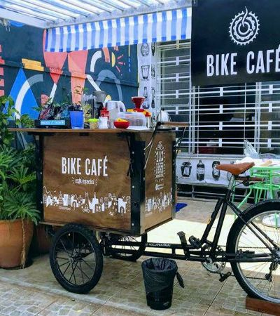 Seleção Hypeness: 9 food bikes incríveis pra descobrir em SP