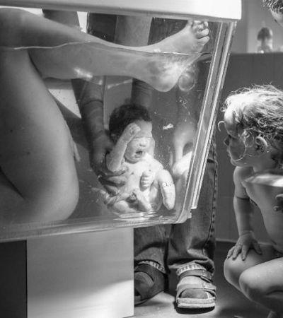 As poderosas vencedoras deste concurso de fotografias de nascimentos