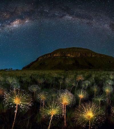 As melhores fotos da Terra tiradas no ano passado vão te fazer ver o mundo de outra forma