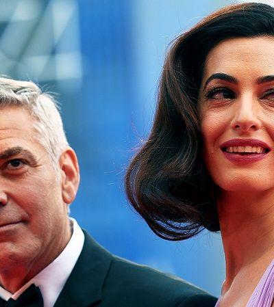 George e Amal Clooney doarão US$ 500 mil para marcha de alunos contra armas