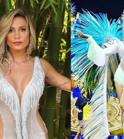 """Luisa Mell critica uso de plumas no Carnaval: """"poucos se questionam sobre a origem"""""""