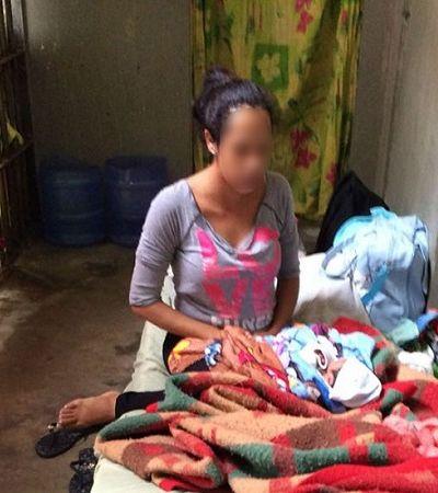 Não é esposa de Sérgio Cabral: mãe fica dois dias presa com recém-nascido em cela de 2m²
