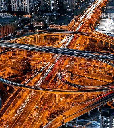 10 fotos aéreas que mostram a imponência de Xangai, a maior cidade da China