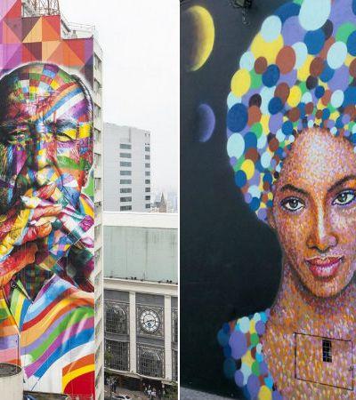 Seleção Hypeness: 30 incríveis obras de arte expostas a céu aberto em São Paulo