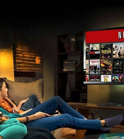 A primeira maratona a gente nunca esquece… Netflix mostra séries que mais viciam
