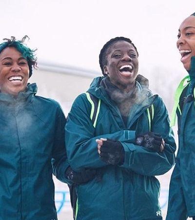 Primeira equipe olímpica de bobsled da África vai virar documentário