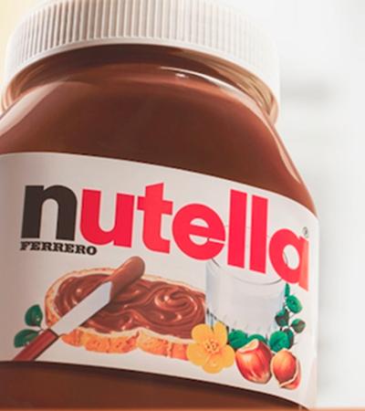 Acredite se quiser: o sorvete de 'Nutella branca' existe
