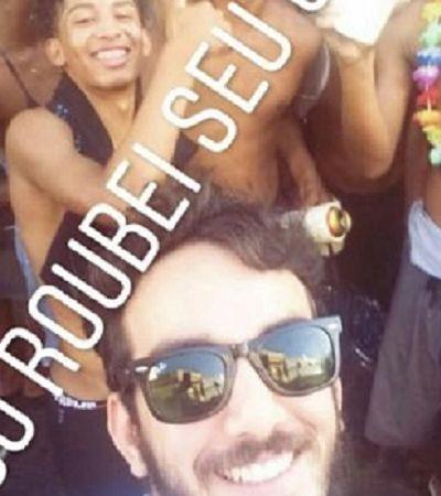 Após selfie racista no Carnaval, jovem é demitido: 'Não nos interessa funcionário com este perfil'