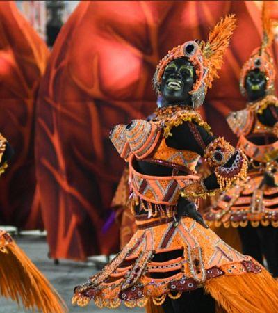 Desfile do Salgueiro exaltou mulher negra, mas acabou levantando debate sobre blackface